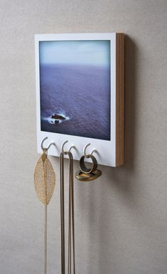 photo key holder | DIY interior