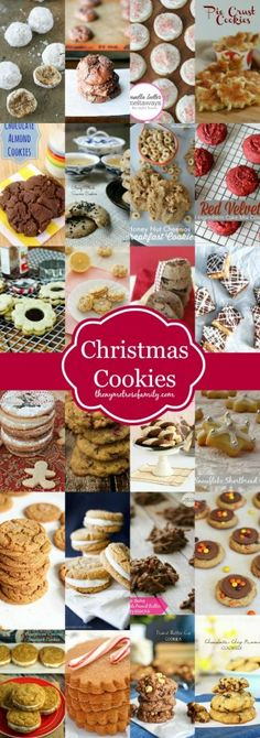 Christmas Cookies | The NY Melrose Family