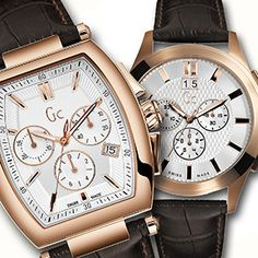 Gc Watches - Stunning Swiss timepieces for men & women