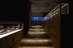 インテリア/ワインバー interior wine bar / stair approach