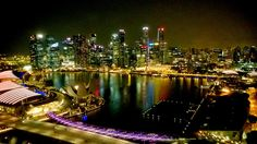 Apen matkat: Singapore, osa 4, Merilon ja Singapore Flyer