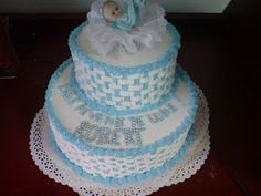 Modele Tort: TORT BOTEZ BAIETEL Desserts, Tailgate Desserts, Deserts, Postres, Dessert, Plated Desserts