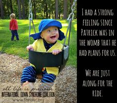 International Down Syndrome Coalition- IDSC: Meet Patrick!