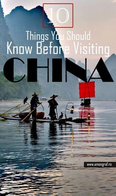 10 Things You Should Know Before Visiting CHINA #china #travel