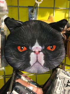 Like this wallet? what ... cat got your tongue?