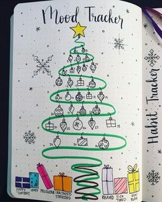 60 Monthly Mood Tracker Bullet Journal Ideas {Track your emotions each day!} 60 Monthly Mood Tracker Bullet Journal Ideas {Track your emotions each day! Bullet Journal Tracker, Bullet Journal Notebook, Bullet Journal Spread, Bullet Journal Layout, Bullet Journal Inspiration, Bullet Journal Decoration, Bullet Journal Design Ideas, Bullet Journal Christmas, December Bullet Journal
