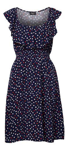 'Lily' Frill Dress