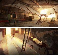 Concept Arts do filme Mr. Peabody & Sherman, por Kenard Pak | THECAB - The Concept Art Blog