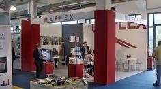 Stand Maflex, MIAC 2012 - Lucca  _Meschiassociati