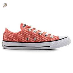 Converse All Star Ox Damen Sneaker Rot - Converse schuhe (*Partner-Link)