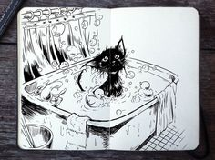 365 Days Of Doodles – Les superbes illustrations de Gabriel Picolo