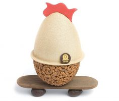 L'œuf de Pâques 2016 de Dalloyau