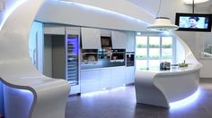 20 Unusual Kitchen Designs to Check Out | Home Design Lover