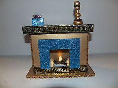Monster High Doll Furniture *Egyptian Light up Fireplace with Accessories* this is so cute. Be great for Cleo or Neferia. Anywho. It's on sale as of 11/17/13. Check it out.  Idea's