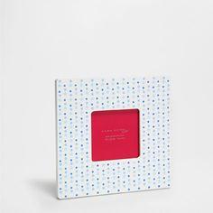 Rahmen mit rosa Sternchen - Rahmen - Dekoration | Zara Home Österreich