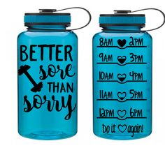 Hey, I found this really awesome Etsy listing at https://www.etsy.com/uk/listing/290974709/weight-lifting-water-bottle-gym-lover