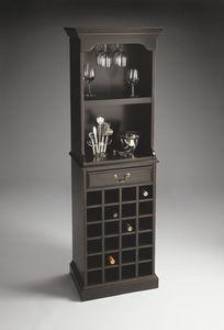 Butler Wine Storage Cabinet