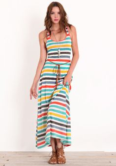Who doesn't need a long summer dress?