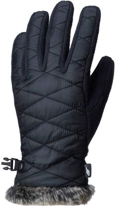 Damen Marmot Fuzzy Wuzzy Handschuh Fleece und Softshell