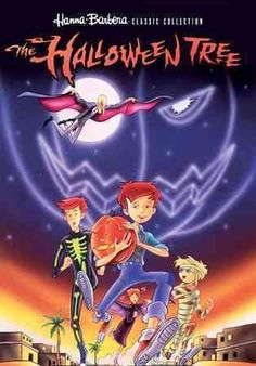 The Halloween Tree - I used to like be this movie I watched it every year
