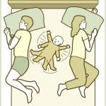 Hysterical baby sleep positions!