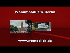 Wohnmobil - Stellplatz Berlin / womoclick.de