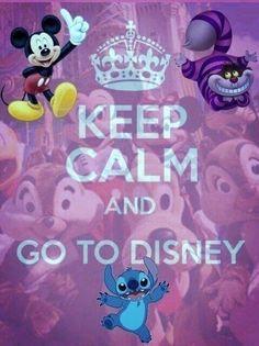 Keep Calm and go to Disney Walt Disney, Disney 2015, Disney Nerd, Disney World Trip, Disney Vacations, Disney Trips, Disney Magic, Disney Parks, Disney Humor