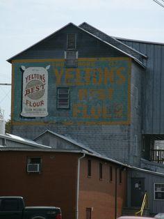 Yelton's Flour Mill aka Lakeside Milling, Spindale, NC, via Flickr.
