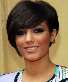 Short Bob Hairstyles for Black Women - Check out more natural, beautiful hair designs at SherrysLife.com!