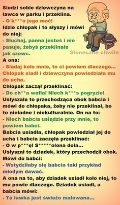 30 najlepszych kawałów na poprawę humoru – Demotywatory.pl Very Funny Memes, Wtf Funny, Funny Jokes, Dark Sense Of Humor, Man Humor, Cringe, Cool Pictures, Have Fun, Words