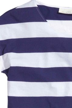 T-shirt listras largas | H&M