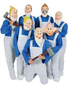 Adult Seven Dwarfs Combination