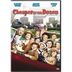 Cheaper by the Dozen~ Orginal 1950 version