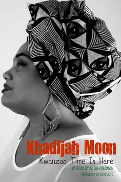 Kwanzaa Time Is Here by Khadijah Moon by LiberatedMuse on Etsy