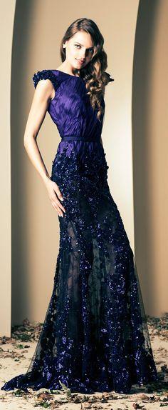 Ziad Nakad, f/w 2014 | Couture. http://www.wedding-dressuk.co.uk/prom-dresses-uk63_1