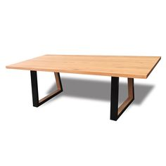Archer Dining Table- Black-2.4m