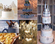 Свадьба зимой: идеи