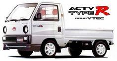 Honfa Acty Type R Kei Truck 【軽トラ】