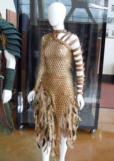 Marique costume from the new Conan movie