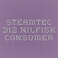 STEAMTEC 312 - Nilfisk Consumer