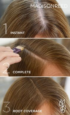 Conceal roots completely with Root Touch Up from Madison Reed ...