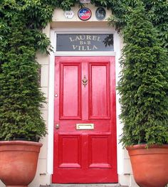Laurel Villa Guest House : Guest House Accommodation Magherafelt  Of course we'll visit Northern Ireland!