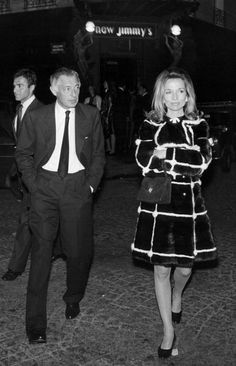 Lee Radziwill, Gianni Agnelli and what looks like Taki in the background.