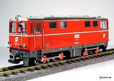 ÖBB Diesellok (Diesel locomotive)