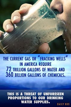 Fracking was given an exception to the Clean Water Act by republicans under the direction of then Vice President Dick Cheney. By coincidence Dick Cheney is a major owner of Halliburton developer of fracking.