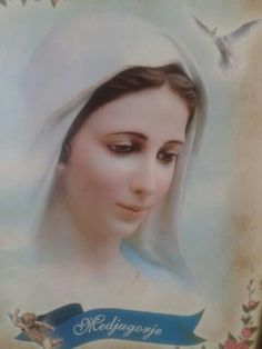 The vision of Our Blessed Lady in Medjugorje