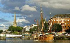 Travel & Adventures: Bristol. A voyage to Bristol, England, UK, Europe.