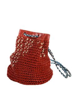 Knotted bag