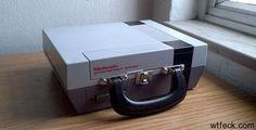 NES Briefcase