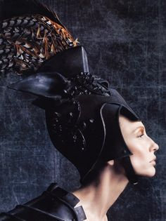 John Galliano #Fashion #Haute #Couture #Galliano